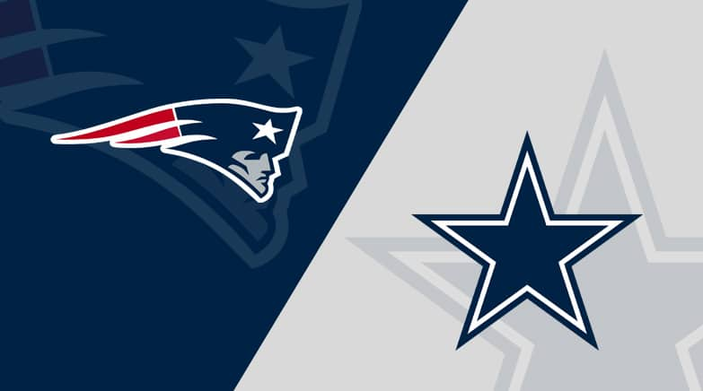 patriots vs cowboys