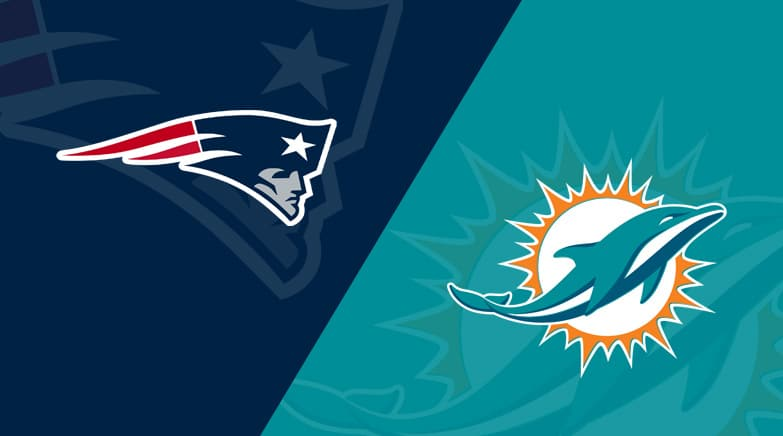 new england patriots vs miami dolphins betting line