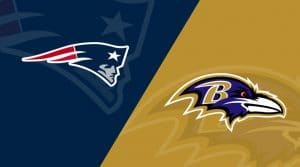 New England Patriots at Baltimore Ravens 11/3/19 Game Breakdown + Depth Charts + Injuries