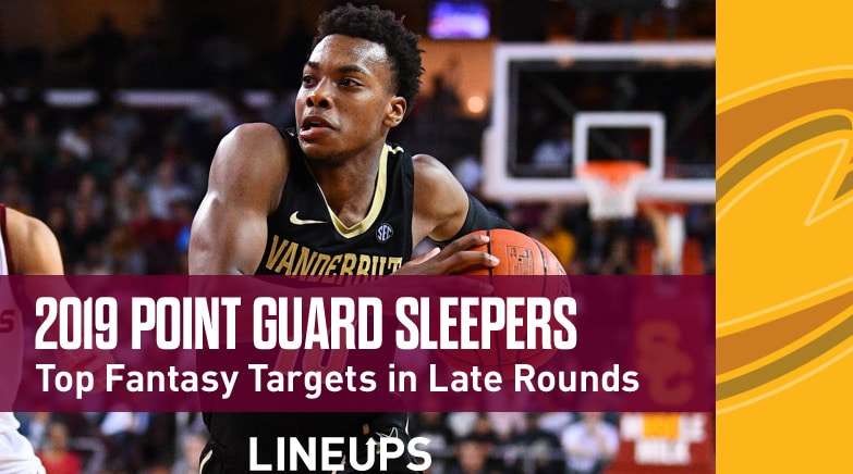 point guard fantasy sleepers