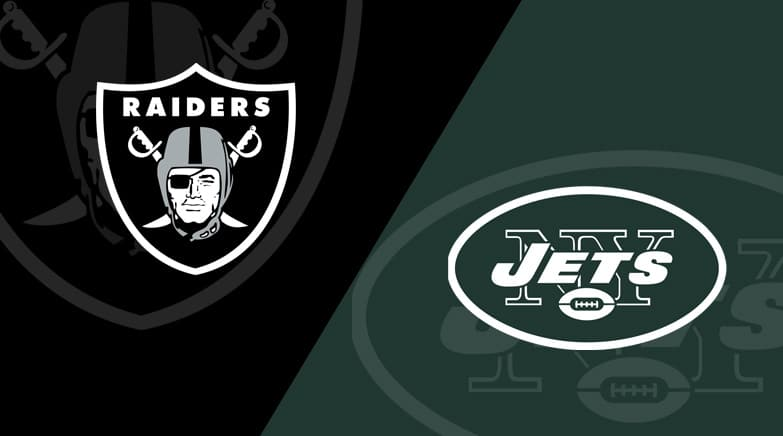raiders vs jets