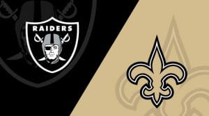 New Orleans Saints vs. Las Vegas Raiders Matchup Preview (9/21/20): Betting Odds, Depth Charts, Live Stream