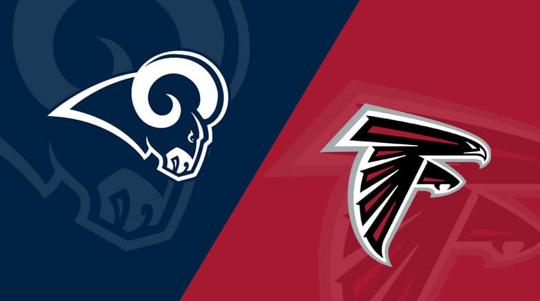 rams vs falcons