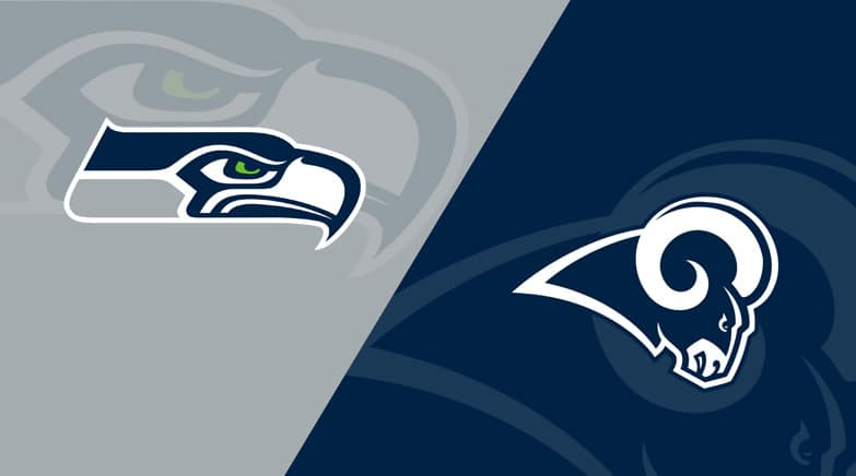 seahawks vs rams