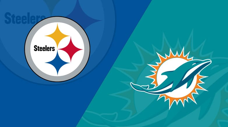 steelers vs dolphins