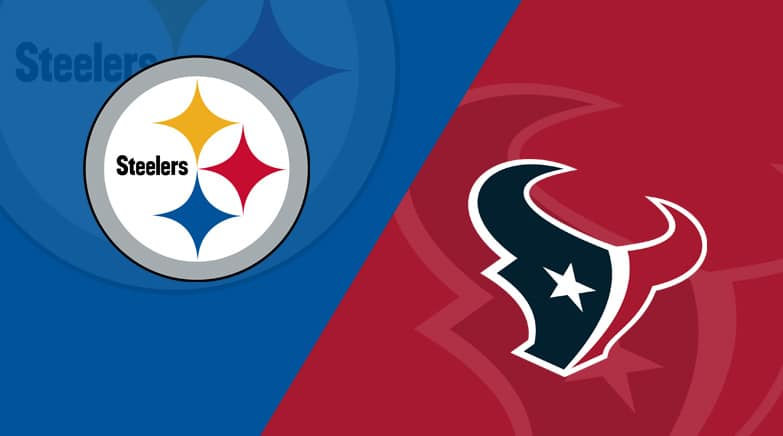 steelers vs texans