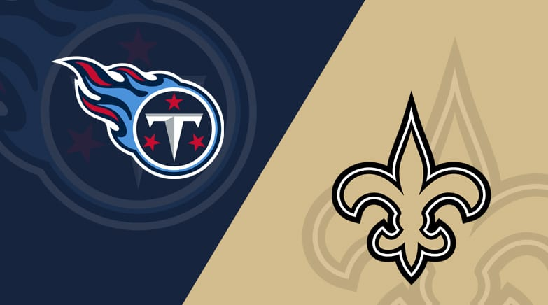 titans vs saints