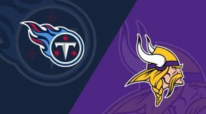 Minnesota Vikings vs. Tennessee Titans 9/27/20: Betting Odds, Depth Chart, Live Stream (Watch Online)