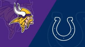 Indianapolis Colts vs. Minnesota Vikings 9/20/20: Betting Odds, Depth Charts, Live Stream (Watch Online)