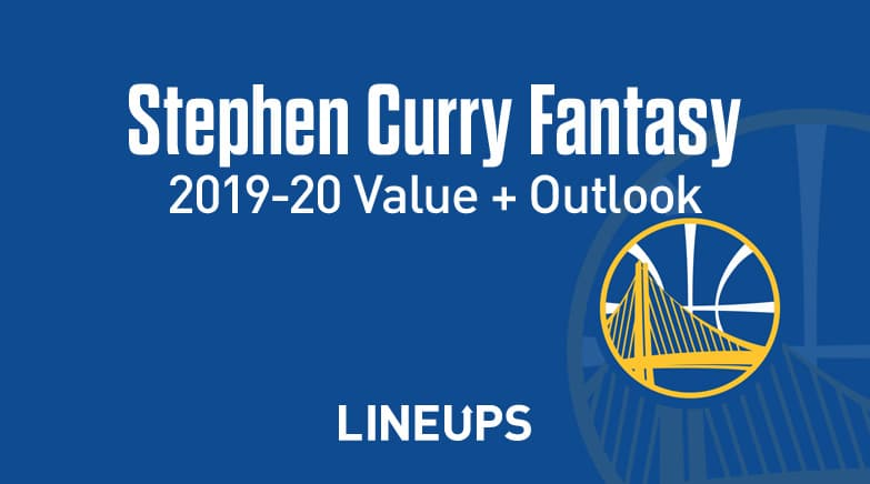 stephen curry fantasy value, outlook 2019