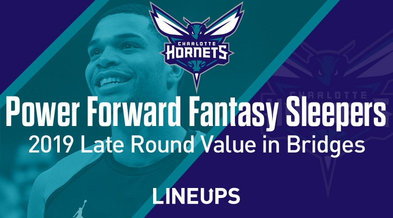 power forward fantasy sleepers