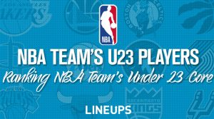 Ranking Each NBA Team's Under 23 Core Players
