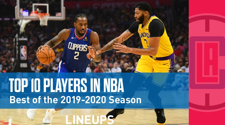 top 10 players nba 20192 020