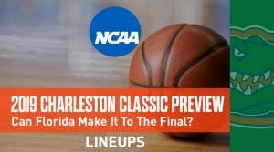 Charleston Classic (11/21-24): Preview and Predictions