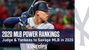 2020 MLB Power Rankings: Dodgers Get Stronger With Mookie Betts