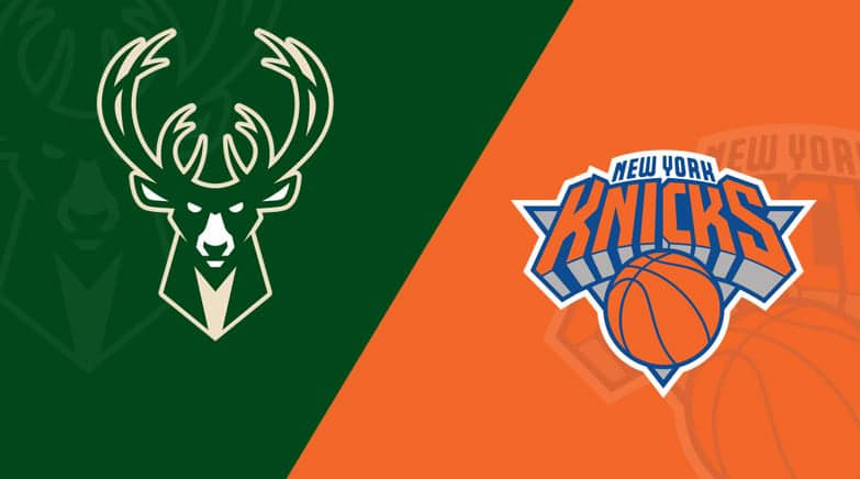 bucks vs knicks