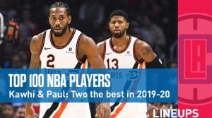 Top 100 Players Of The 2019-20 NBA Season: Kawhi Leonard Outranking Giannis Antetokounmpo