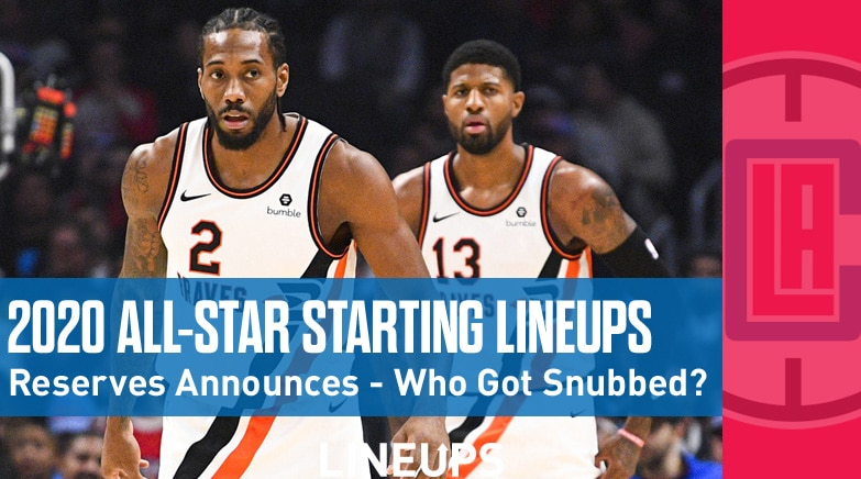 2020 nba all star starting lineups