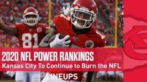 NFL Power Rankings 2020: Week 12 Unravels With Chaos