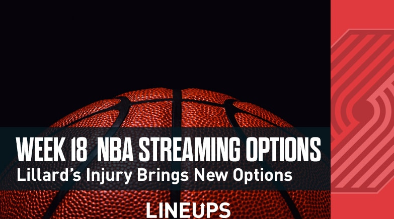 Week18NBAStreamingOptions