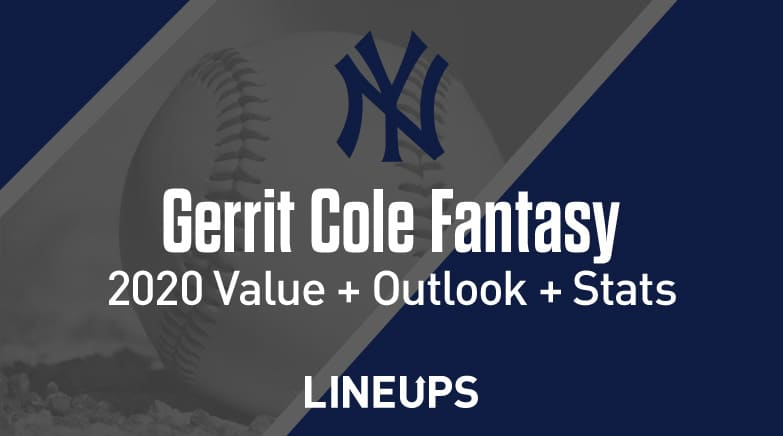 gerrit cole fantasy outlook 2020