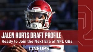 Jalen Hurts NFL Draft Prospect Profile 2020 (Scouting Report)