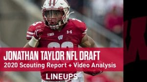 Jonathan Taylor NFL Draft Prospect Profile 2020 (Scouting Report)