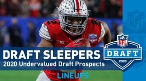 2020 NFL Draft Sleepers: Don't Sleep on these Prospects