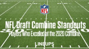 Combine Standouts: Justin Jefferson excels Justin Time