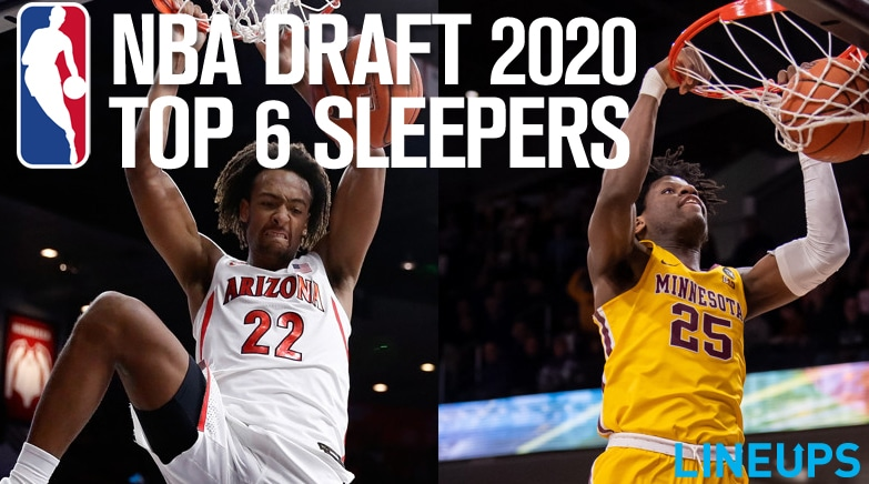 nba draft sleepers 2020
