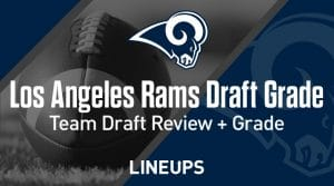 Los Angeles Rams Draft Grade + Analysis: 2020 NFL Draft Review
