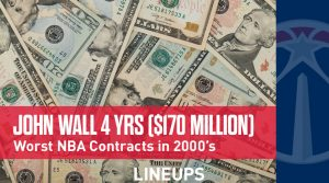 Worst NBA Contracts Of The Last Decade 2010-2020