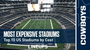 Top 10 Most Expensive US Sports Stadiums