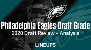 Philadelphia Eagles Draft Grade + Analysis: 2020 NFL Draft Review