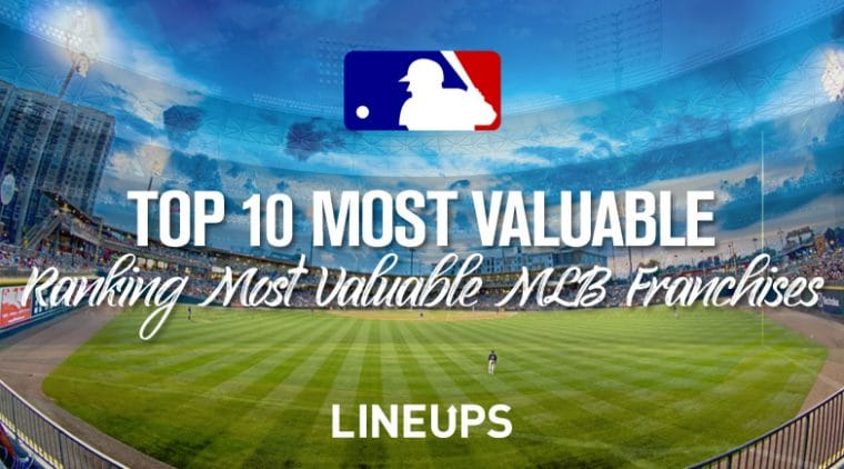 Top 10 Most Valuable MLB Franchises