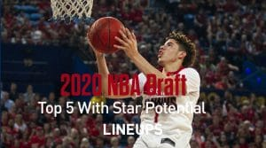 2020 NBA Draft: Who Has the Most Star Potential?
