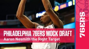 Philadelphia 76ers NBA Mock Draft 2020: Prospects to Target