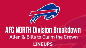 AFC North Divisional Breakdown: Josh Allen and the Bills Claim the Division Crown