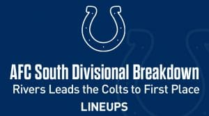 AFC South Divisional Breakdown: Rivers leads the Colts over Henry and the Titans