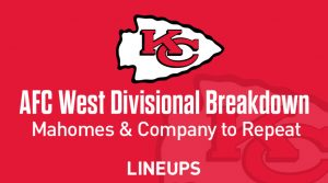 AFC West Divisional Breakdown: Mahomes and the Chiefs Repeat