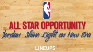 Jordan Should Use All-Star Opportunity to Shine Light on New Era