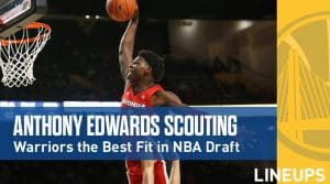 Anthony Edwards Scouting Report: Top 5 NBA Draft Pick