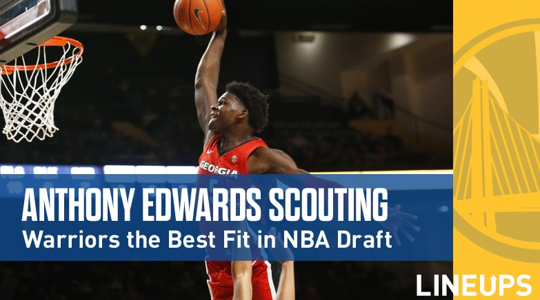 anthony edwards scouting report