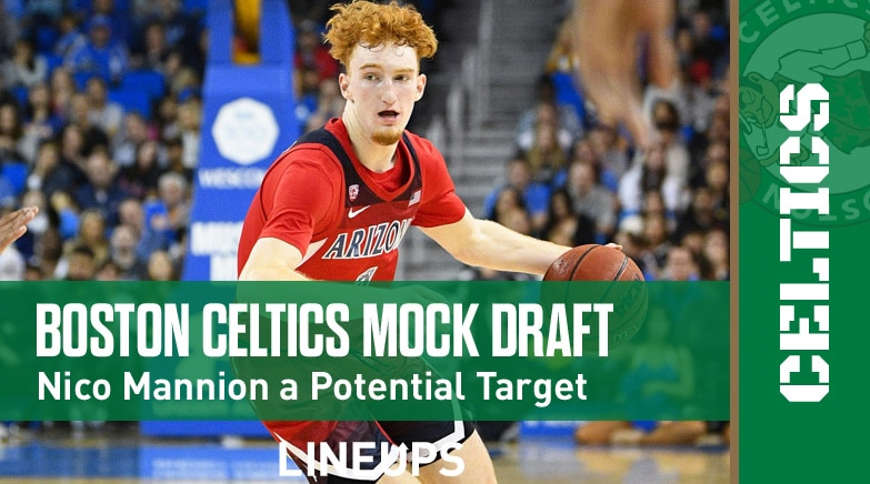 boston celtics mock draft 2020