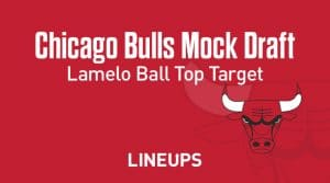 Chicago Bulls NBA Mock Draft 2020: Prospects to Target