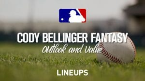 Cody Bellinger Fantasy Baseball Outlook & Value 2020