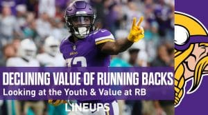 The Declining Value of Running Backs in NFL