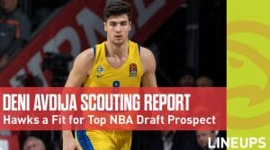 Deni Avdija Scouting Report: Top NBA Draft Prospect