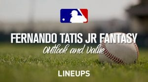 Fernando Tatis Jr: Fantasy Baseball Outlook and Value 2020