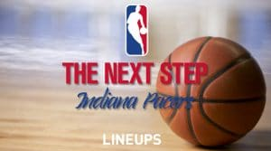 The Next Step: Indiana Pacers